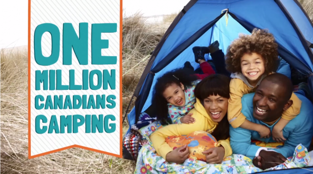 one million campers paint