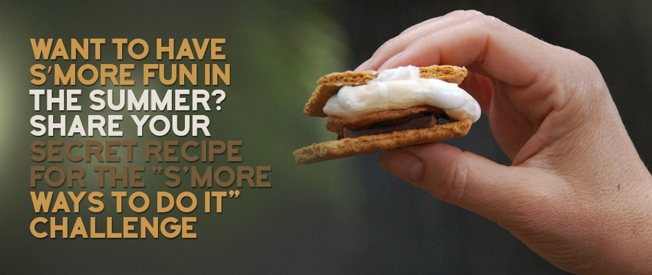 #GreatCanadianCampout S'more Ways To Do It Challenge