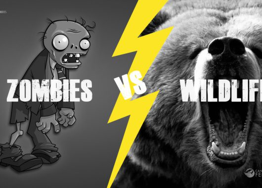 Zombies vs. Wildlife