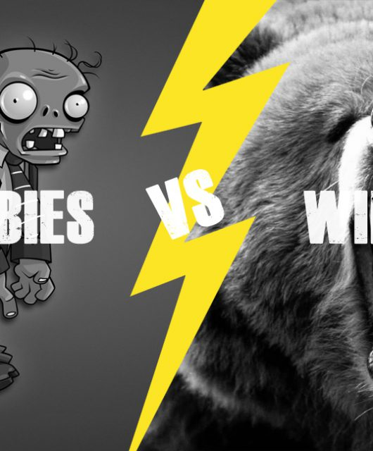 Zombies vs. Wildlife