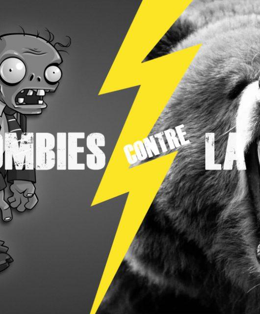 Les zombies contre la faune