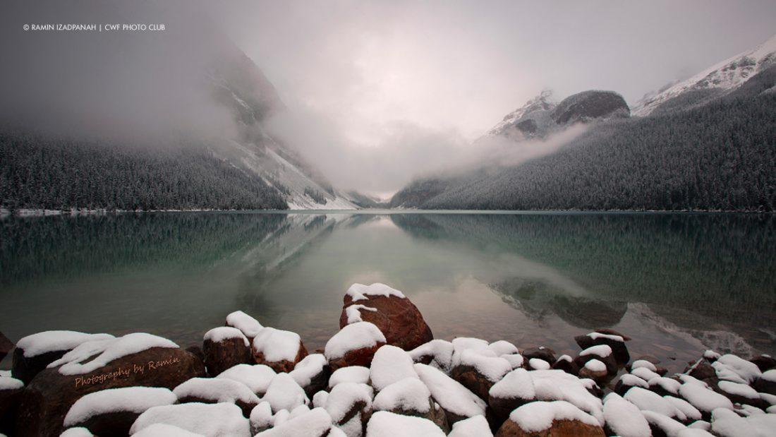 Ramin Izadpanah, Lake Louise, AB | CWF Photo Club