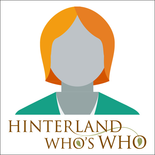 Annie Langlois, Hinterland Who's Who