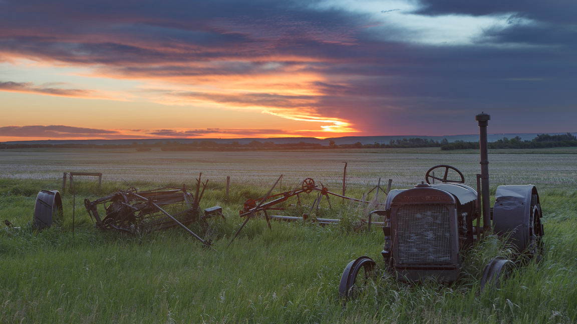 Results of the Saskatchewan Community Pasture Survey