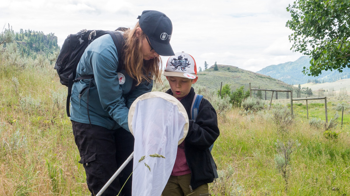 Becoming a citizen scientist for BioBlitz Canada 150
