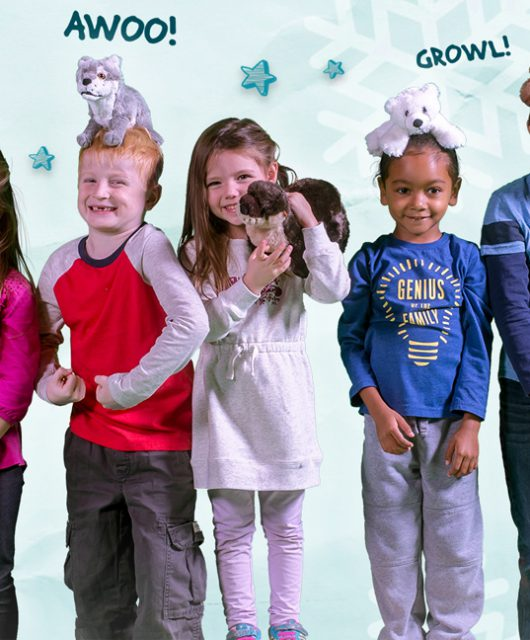 Adopt-An-Animal for the holidays