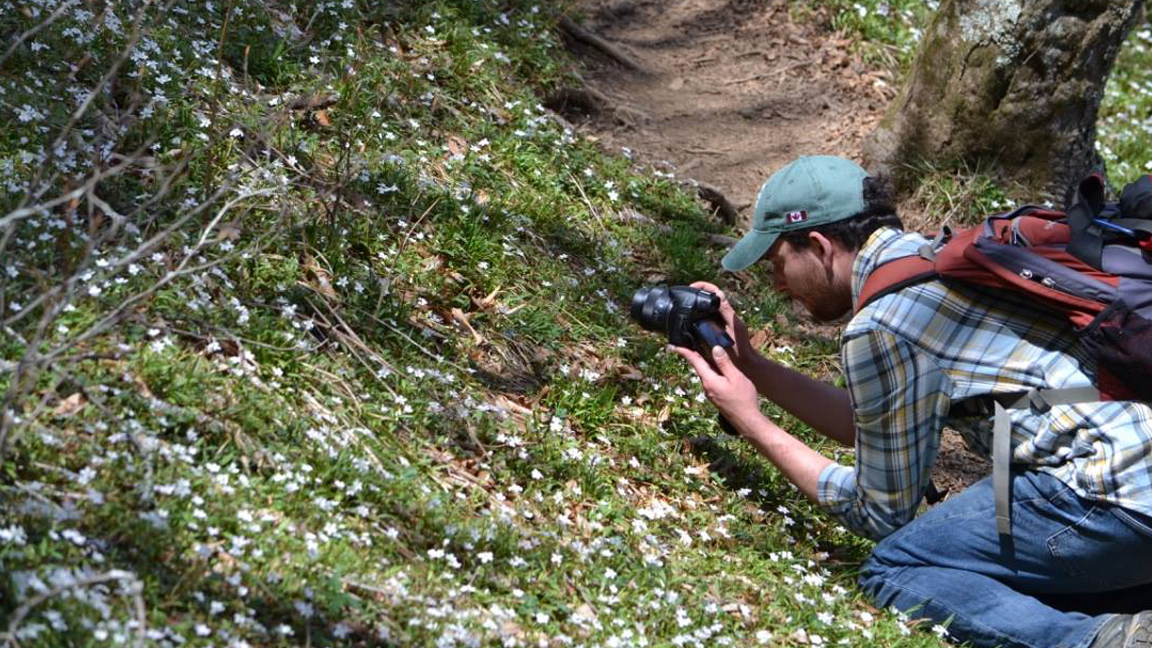 "Putting Citizen Science in Action To Capture Canada's ""Nature Selfie."""