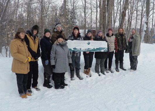 Corps de conservation canadien