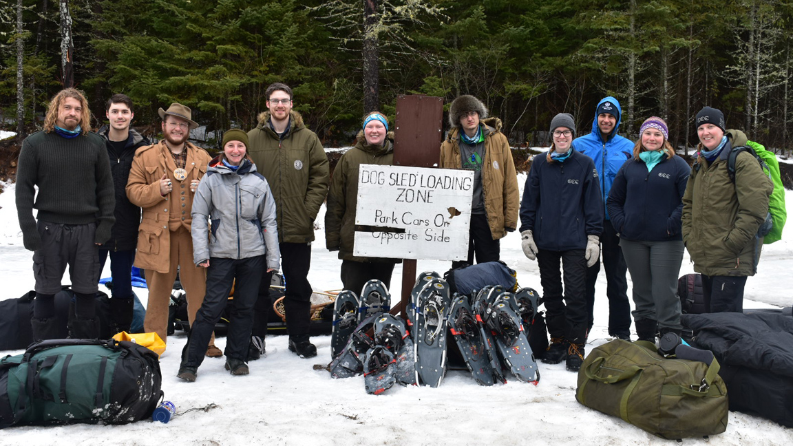 Canadian Conservation Corps Group One