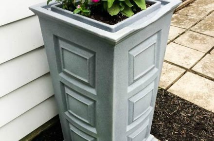 A Formal Affair @ https://www.onsuttonplace.com/installing-a-rain-barrel/
