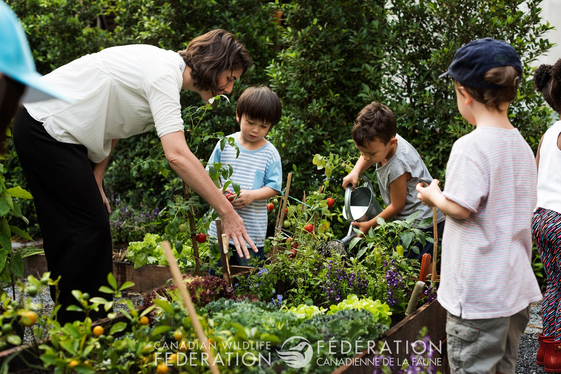 Gardening with Kids Helps Them Grow — And Wildlife, Too!