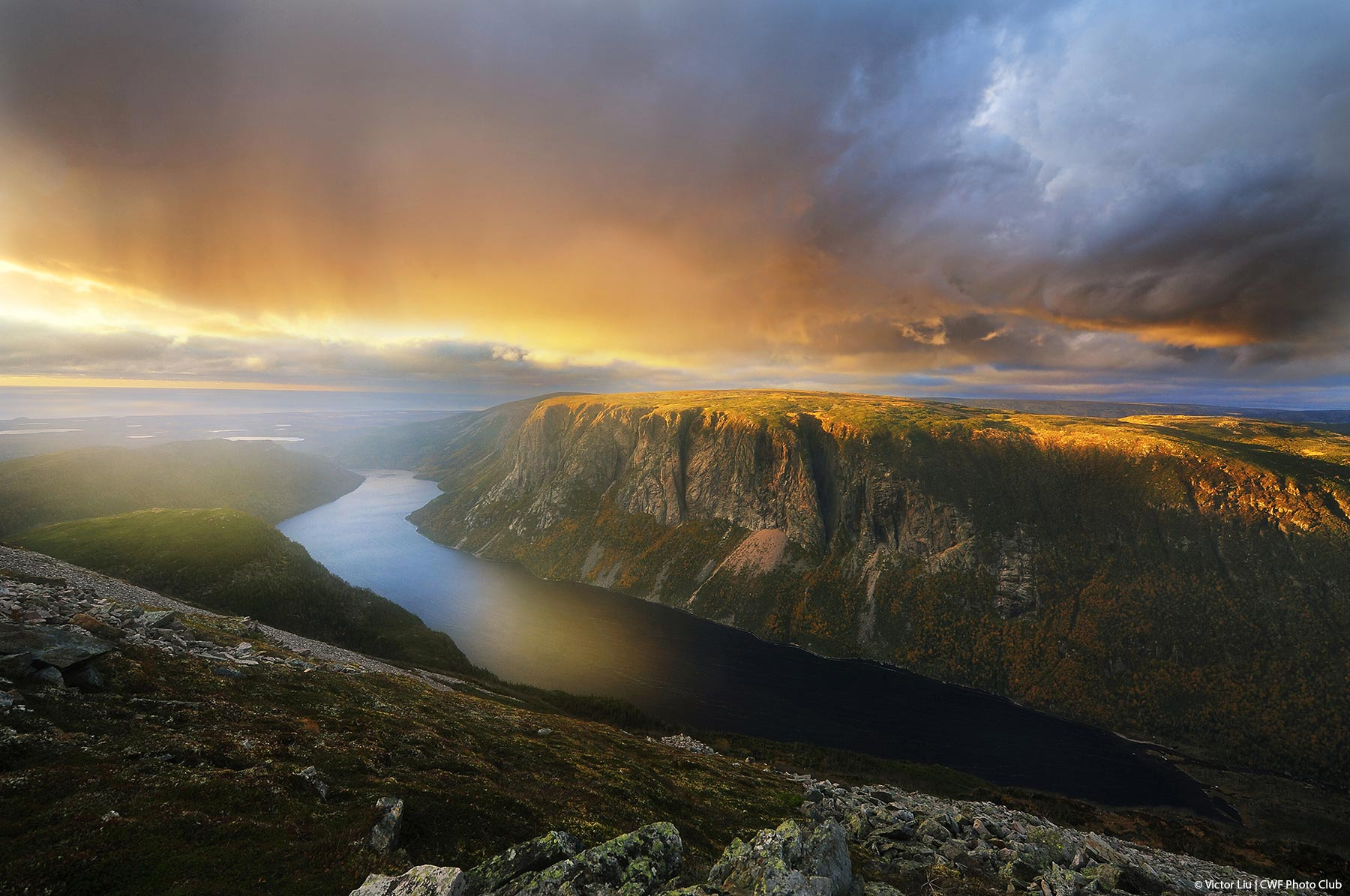 Ten Mile Pond, Gros Morne National Park, NFLD @Victor Liu | CWF Photo Club