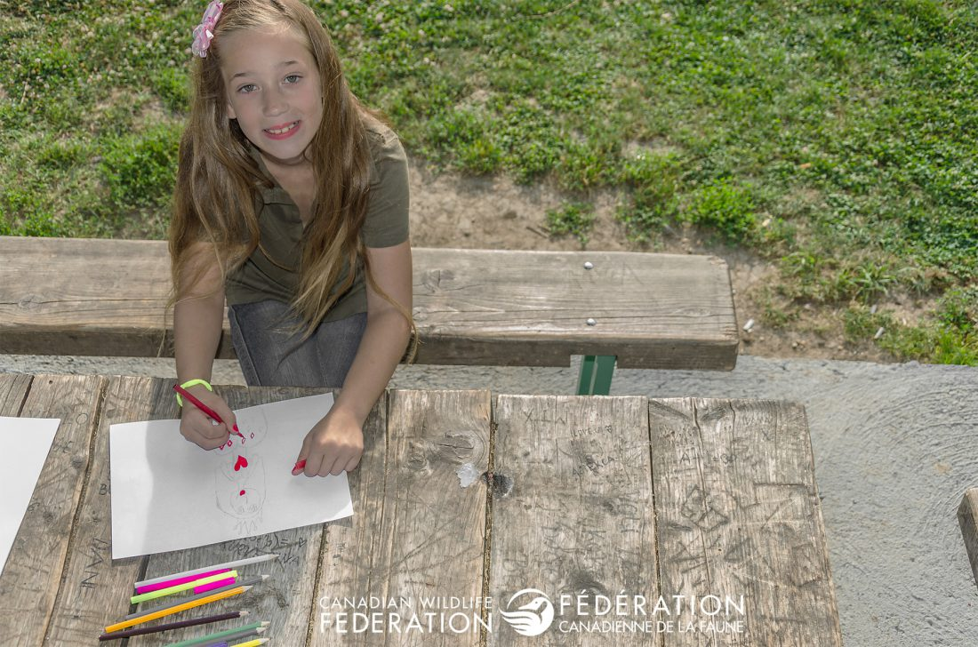 o Bring the group's indoor drawing skills outdoors - the world is their canvas!