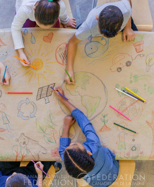 kids class activity
