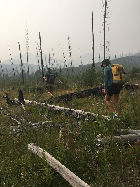 jeremy harbinson Traci Blacksmith hiking