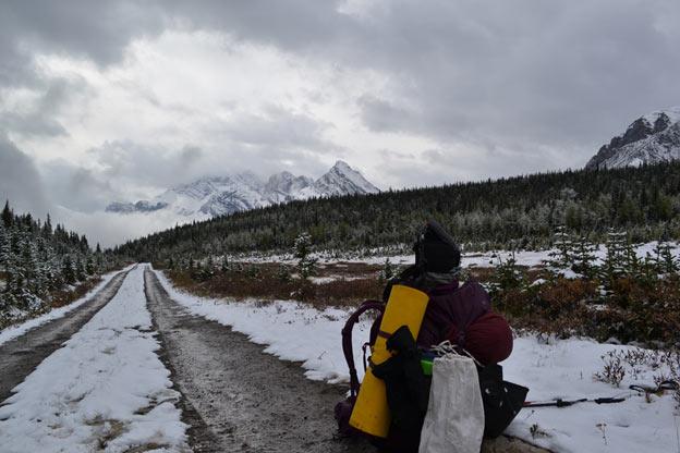 On the way to Mount Romulus © Angela Rehhorn