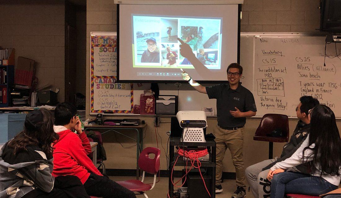 michael presentation