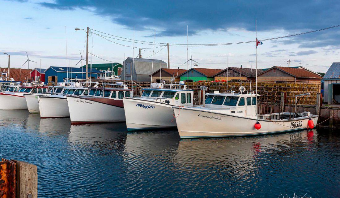 fishing boats canada