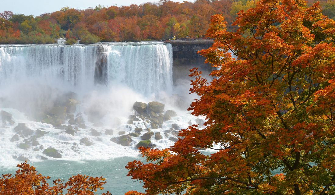 Niagara Falls | Photo: Cate Abbott, CWF Photo Club