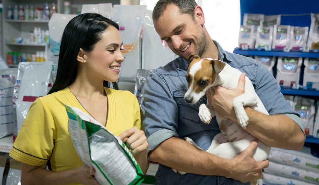 dog food vet