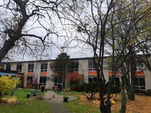 Brookfield Courtyard