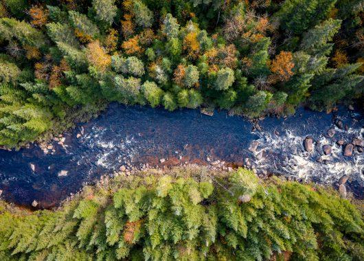 river canada